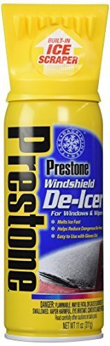 11OZ Windshield DeIcer by Prestone