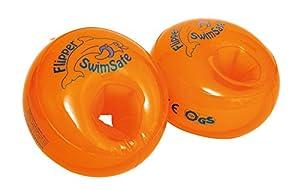 Baby Schwimmhilfen Pro Swim - Flipper Schwimmflügel, orange