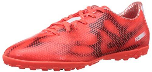 Adidas F10 Tf - B44233 Svart-rød-oransje