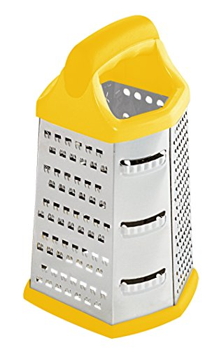 Home Basics Cheese Grater Yellow product image