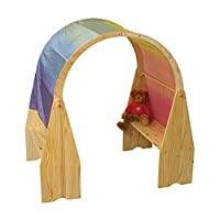 Little Colorado Play Stand Arches, Natural