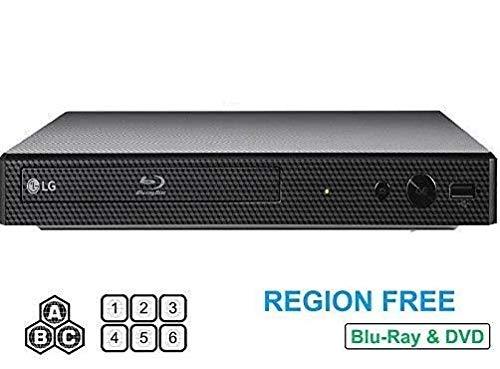 LG BP175 Region Free