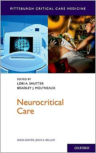 Critical Care Medicine Ebook