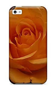 Durable Case For The Iphone 5c- Eco-friendly Retail Packaging(flower)