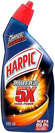 Desinfetante Líquido Harpic Power Plus 500ml