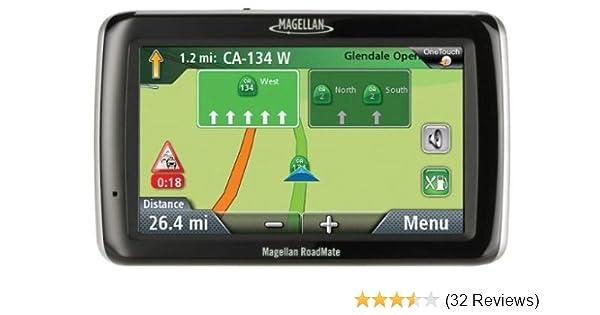 amazon com magellan roadmate 3045 4 7 inch portable gps navigator rh amazon com magellan roadmate 3045-lm manual My Magellan RoadMate Update