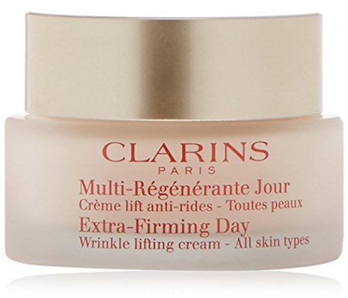 Clarins Extra Firming Day Wrinkle Lifting Cream for All Skin Type, 1.7 Ounce (Cream Thyme Facial)