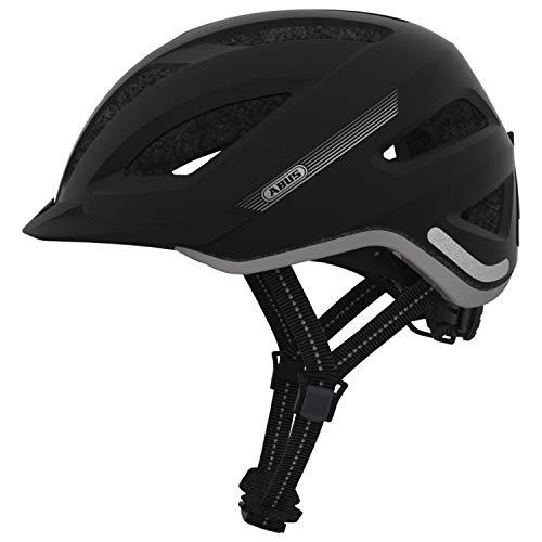 (ABUS Pedelec+ Helmet Medium Velvet Black)