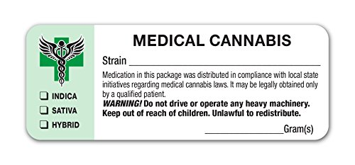 Generic medical cannabis strain labels state compliant medical generic medical colourmoves