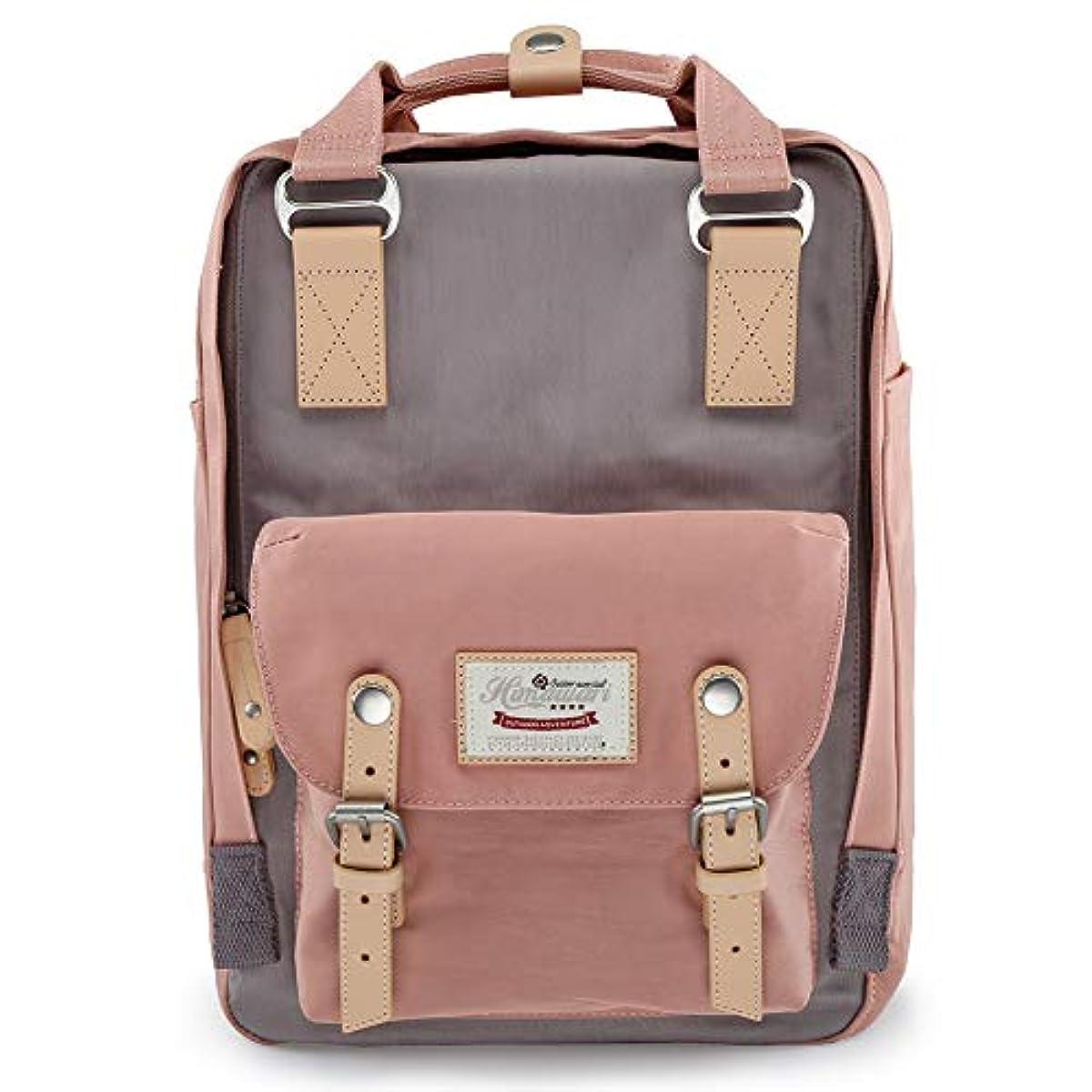 74f489a382b7 Details about Himawari Backpack Waterproof Backpack 14.9