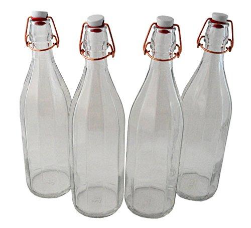 Bormioli Rocco Oxford Bottles ounces