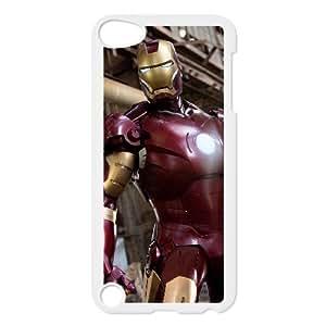 The Iron Man iPod Touch 5 Case White Xpzwo