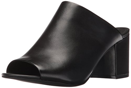 Steve Madden Women's Infinity Mule, Blacker Leather,Stitch Fix For Less, Stitch Fix, flats, boots, heels, mules, wedges