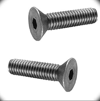 100 each Stainless Steel Socket Head Cap Screw 10-32 x 7//8