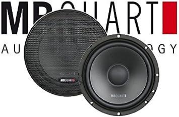 Mb Quart Woofer Set 16 5 Cm Qs 165w Elektronik