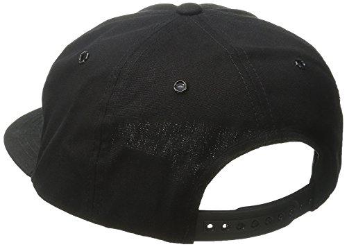 única Negro Talla Talla Volcom Gorra del Talla única Negro D5511638 fabricante negro negro ZnZPCFwXq
