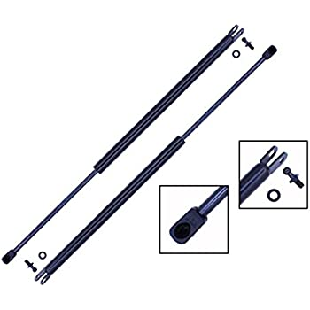 2 Pieces SET Tuff Support Rear Liftgate Lift Supports 2011 To 2015 BMW X3 Manual Liftgate