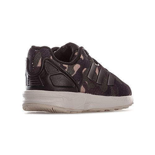 Adidas Infant s–ZX FLUX I–Schwarz Camo