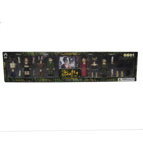 Buffy the Vampire Slayer PALz: Halloween Boxed Set