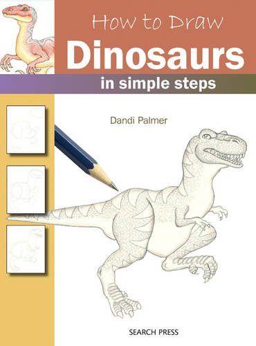 How to Draw Dinosaurs: in simple steps