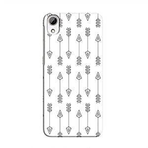 Cover It Up - Stick Arrows Desire 826Hard Case