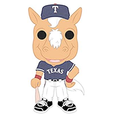 Funko POP! MLB: Ranger's Captain (Texas): Toys & Games