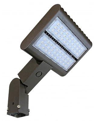 Westgate Lighting LED Flood Light W/ Slip Fitter Mount – Best Outdoor Lights – High Lumen Waterproof IP65 – UL Listed DLC Approved – 120-277V – 7 Year Warranty