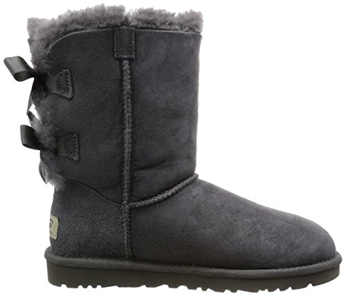 Stivali donna UGG Bow W Grey Bailey Twxz7An1Oq
