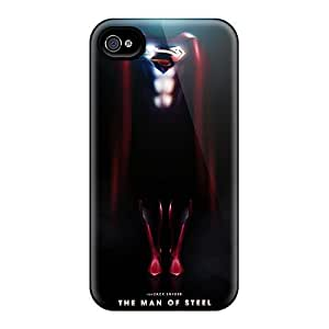 Faddish Phone The Man Of Steel Case For Iphone 5/5s / Perfect Case Cover by ruishername