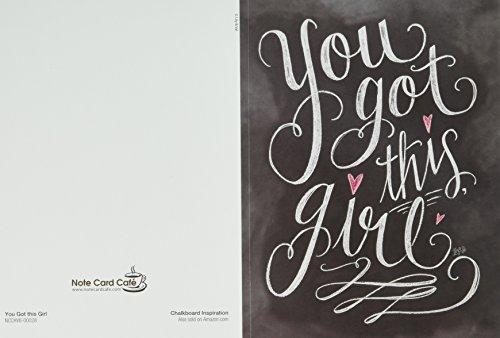 Chalkboard Inspiration Designs Envelopes Included
