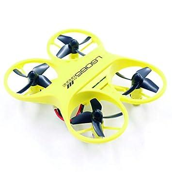 loonBonnie Mini RC Quadcopter Aviones de Control Remoto por ...