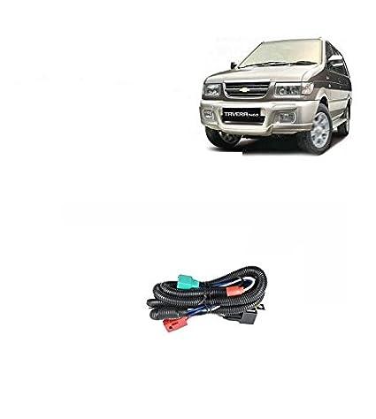 Tremendous Aautocarz Car H4 Headlight Relay Wiring Harness Relay Chevrolet Wiring Cloud Hisredienstapotheekhoekschewaardnl