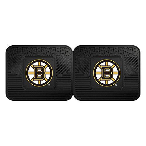 FANMATS 12407 NHL - Boston Bruins Utility Mat - 2 Piece