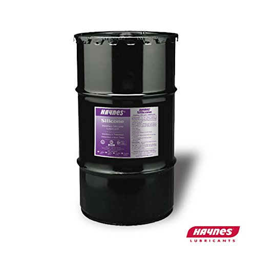 Haynes Silicone Grease 400 Pound Drum (Grease 400 Lb Drum)