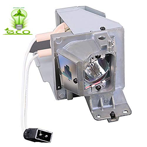 Angrox HD26 Lamp Bulb for Optoma HD26 HD141X GT1080 W316 X316 S316 H182X GT1080darbee Projector Replacement Lamp Bulb. ()