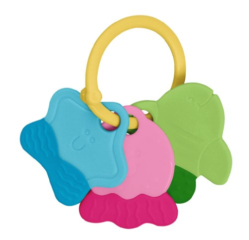 green sprouts 242342 Teething Keys