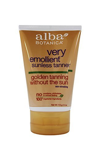 Alba Golden Tan Sunless Tanning Lotion, 4 Ounce - 6 per case. - Alba Tan Tanning Lotion
