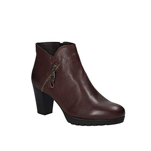 Brun Talons à Boots 7181 Femmes Keys qXtF8wS