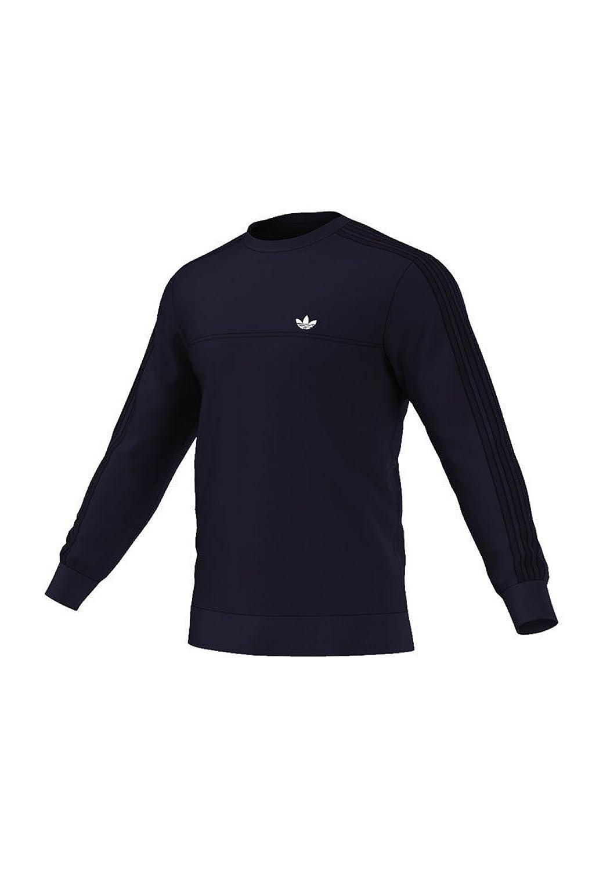 Adidas Sweatshirt Men CLASSIC TRFL CR AZ1129 Hellgrau