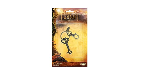 Amazon.com: SD toys - Le Hobbit porte-clés métal Thorins Key: Toys & Games