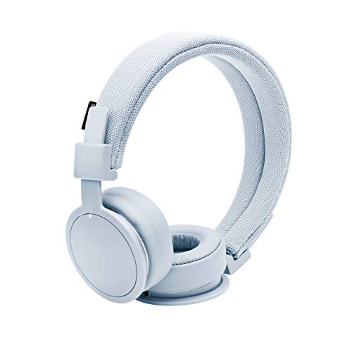 Price comparison product image UrbanEars Plattan ADV Bluetooth Wireless Headphones - Snow Blue