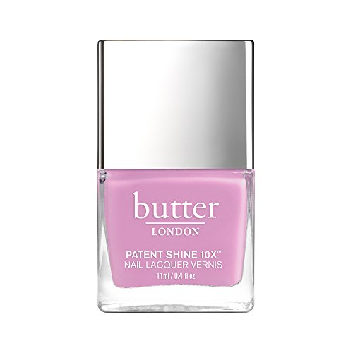 butter LONDON Heritage Collection Patent Shine 10X Nail Lacquer, Molly Coddled