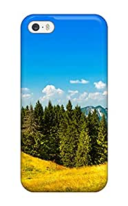 GvqQnLU3241paYAG CaseyKBrown Landscape Feeling Iphone 5/5s On Your Style Birthday Gift Cover Case