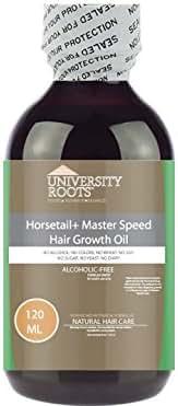 Horsetail Master Speed Hair Growth Oil (Thinning Hair, Brittle Hair, Sparse Hair Growth)