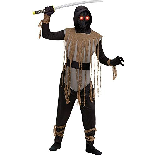 Demon Costumes For Kids (Big Boys' Fade In/Out Demon Costume -)