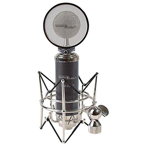 (CM-2250-Studio Condenser Cardioid Microphone - Dual Voltage)