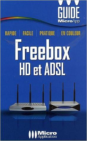 Lire Freebox HD et ADSL pdf