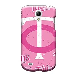 Samsung Galaxy S4 Mini Stq27342jSOt Support Personal Customs Colorful Minnesota Twins Pictures Protective Hard Cell-phone Cases -RandileeStewart