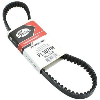 Amazon.com: Gates Power Link Premium Cinturón 842 – 20 – 30 ...