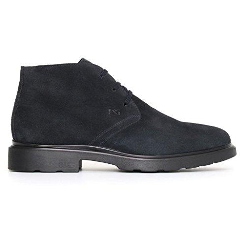 Nero Giardini ,  Herren Niedrige Sneaker Blau